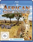 African Safari Adventure 3D (Blu-ray)