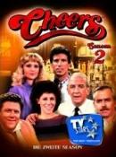 Cheers - Die komplette zweite Staffel