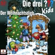 Die drei ??? Kids 57 - Der Weihnachtsdieb