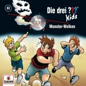 Die drei ??? Kids 62 - Monster-Wolken