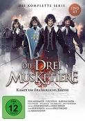 Die drei Musketiere - Kampf um Frankreichs Krone. Die komplette Serie