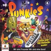 Die Punkies 6 - Die Jagd nach der Masken-Band