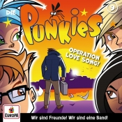Die Punkies 9 - Operation Love Song!