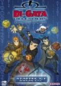 Di-Gata Defenders - Staffel 1.1, Episoden 01-13