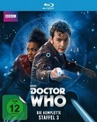Doctor Who - Die komplette Staffel 3 (Blu-ray)