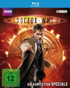 Doctor Who - Die kompletten Specials (Blu-ray)