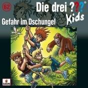 Die drei ??? Kids 62 - Gefahr im Dschungel