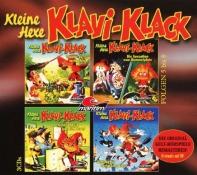 Kleine Hexe Klavi-Klack: Box 2 (Folge 5-8)