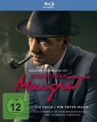 Kommissar Maigret: Die Falle & Ein toter Mann (Blu-ray)