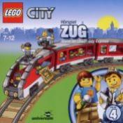 Lego City 4 Zug - Alarm im Lego City Express