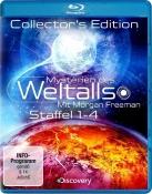 Mysterien des Weltalls - Staffel 1-4 (Blu-ray)
