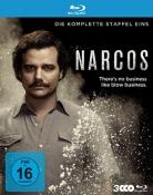 Narcos - Staffel 1 (Blu-ray)