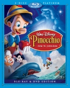 Pinocchio - Platinum Blu-ray- & DVD-Edition