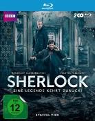 Sherlock - Staffel 4 (Blu-ray)