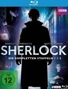 Sherlock Staffel 1 & 2 (Blu-ray)