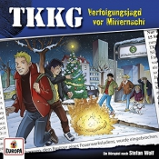 TKKG 199 - Verfolgunsjagd vor Mitternacht