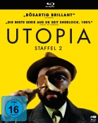 Utopia - Staffel 2 (Blu-ray)