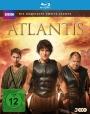 Atlantis - Die komplette zweite Staffel (Blu-ray)