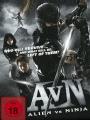 AvN - Alien vs. Ninja
