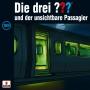 Die drei Fragezeichen 189 - Und der unsichtbare Passagier