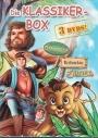 Die Klassiker-Box (Odysseus, Kolumbus & Simba)