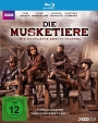 Die Mustketiere - Die komplette zweite Staffel (Blu-ray)