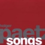 Holger Paetz - Songs