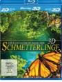 Die fantastische Reise der Schmetterlinge 3D (Blu-ray)