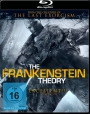 The Frankenstein Theory (Blu-ray)