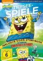 SpongeBob Schwammkopf - Tiefsee-Spiele