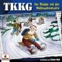 TKKG 203 - Der Räuber mit der Weihnachtsmaske