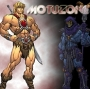 New Masters of the Universe