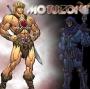 """Erste Charakterisierungen unter """"He-Man"""" und """"Promo-Comic""""-Review"""