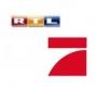 RTL und ProSieben mit gemischten Quoten