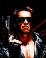 Schwarzenegger doch als Terminator - zumindest sein Gesicht...