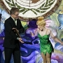 "Disney-Fee Tinkerbell bekommt ""Honorary Ambassador Of Green"""