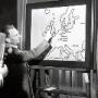 50 Jahre Wetterkarte